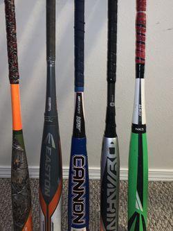 Demarini Easton Boombah Baseball Bats 28 29 30 for Sale in Edgewood,  WA