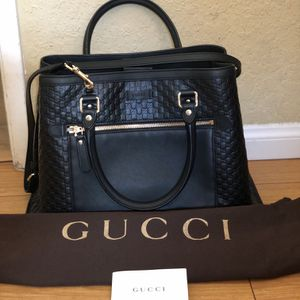 Gucci Micro Guccissima Medium Tote Handle for Sale in Walnut, CA