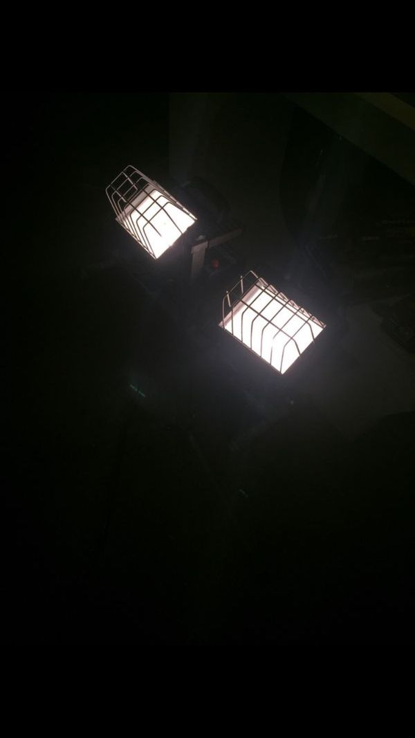 Professional Photo/video lights