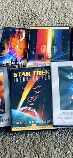 Star Trek DvDs for Sale in Beaverton,  OR