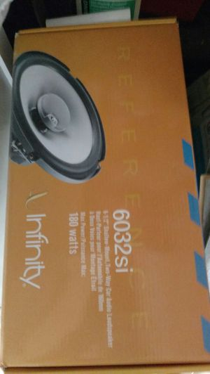 Infinity 6032si speaker. New in box for Sale in Davidsonville, MD
