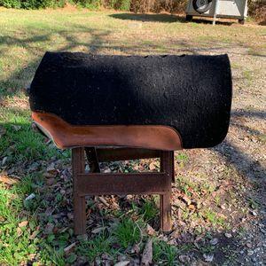 Horse Saddle Pad Felt 15. for Sale in Chesapeake, VA