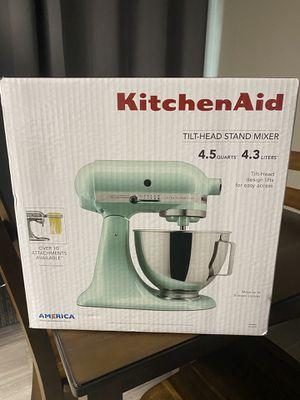 KitchenAid Ultra Power Plus 4.5qt Tilt-Head Stand Mixer - KSM96 for Sale in Roseville, CA