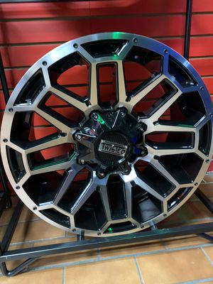 New Twisted rims for Sale in Orlando, FL