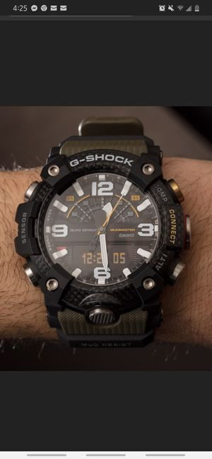 G SHOCK MUD MASTER SERIES (GG-BB100 5594) for Sale in Fresno, CA