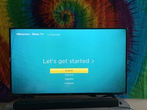 Hisense Roku TV for Sale in Wichita, KS