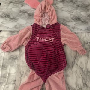 Disney store Piglet costume 6-12 months for Sale in Compton, CA