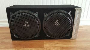 JL Audio Subwoofers and Amp for Sale in Tampa, FL
