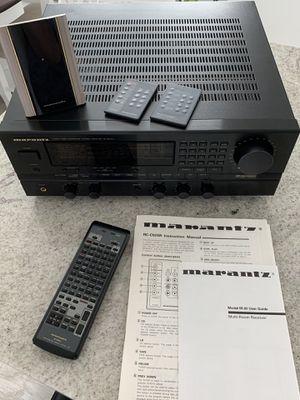 Marantz SR-82 Audio Video Surround Stereo Receiver for Sale in West Palm Beach, FL