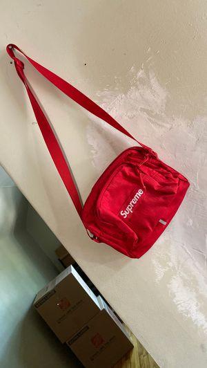 Real supreme shoulder bag for Sale in Cicero, IL
