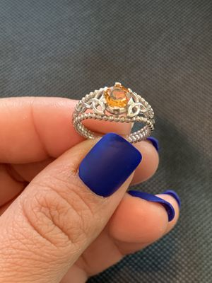 Silver ring, size 7.5 for Sale in Whittier, CA