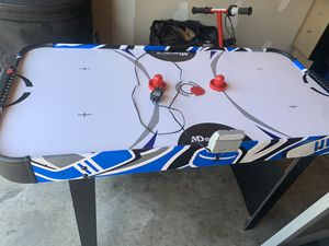 Electric air hockey table for Sale in Newark, CA