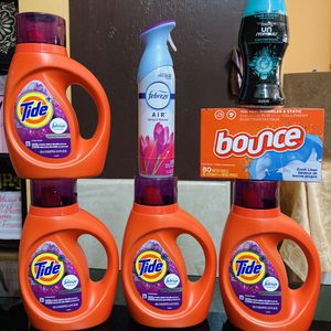 Tide 37oz Bundle $25 for Sale in Gardena, CA