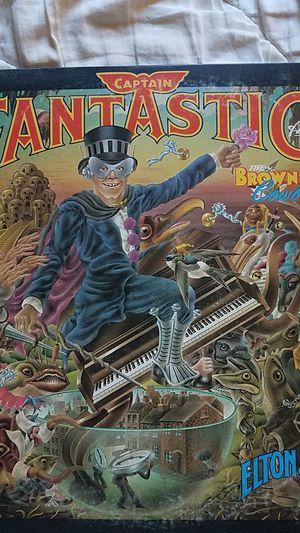 Elton John- Captain Fantastic LP for Sale in Woodbine, MD