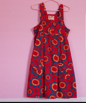Cotton overall dress 6x for Sale in Brookfield, IL