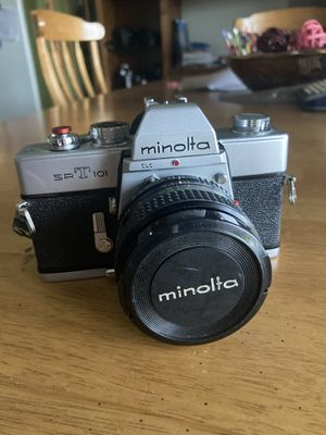 MINOLTA 35mm film Camera for Sale in Willow Springs, IL