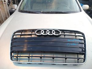 2013 2015 AUDI A5 crhome painted front Grille OEM used 8T0-853.651 for Sale in Wilmington, CA