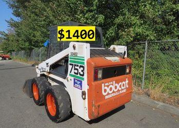 $1400 Fully loaded. 1997 Bobcat 753 for Sale in Norwalk,  CA
