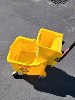 Rubbermaid Industrial Mop Bucket for Sale in Indianapolis,  IN