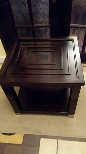 Only One Dark Cherry Coffee Table for Sale in Newport News, VA
