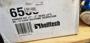 Belltech Silverado lowering hangers for Sale in Stanwood, WA