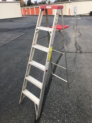 Davidson 6ft aluminum step ladder for Sale in Stafford, VA