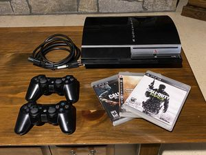 Ps3 piano black for Sale in New Milford, CT