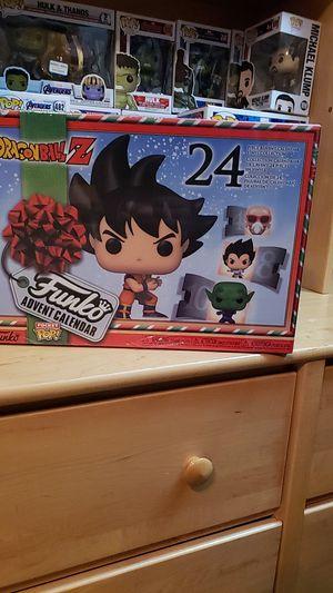 Funko Pop Dragonball Z Advent Calendar for Sale in Newberg, OR
