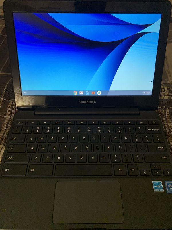 Google chrome notebook