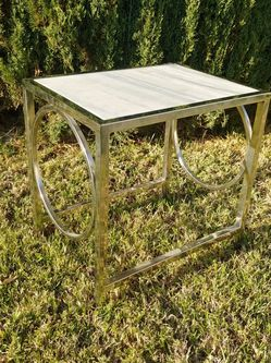 Vanity Stool Chair Or Side Table for Sale in Garden Grove,  CA