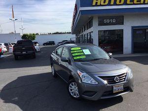 2018 Nissan Versa Sedan for Sale in South Gate, CA