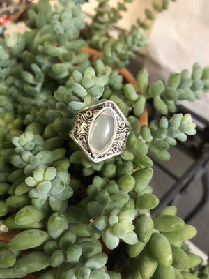 Moonstone Navette ring for Sale in Mission Viejo, CA