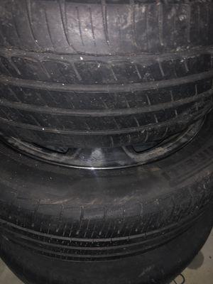 "17"" chrome acura wheels for Sale in Washington, DC"