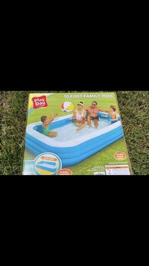 Swimming Pool 10 ft Play Day for Sale in Alexandria, VA