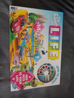 The Game of Life Board Game for Sale in Phoenix, AZ