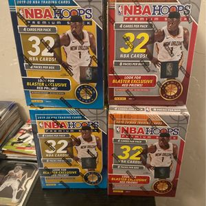 NBA Hoops 19-20 Blasters for Sale in Rio Rancho, NM