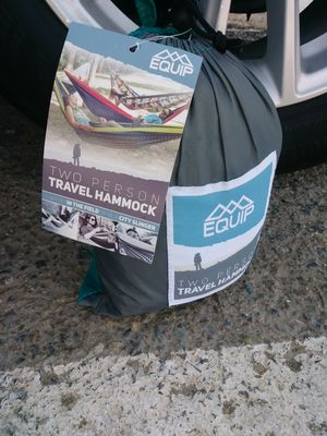2 Equip two person travel hammocks for Sale in San Diego, CA