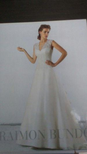 Raimon Bundo Vestido de Novia / Wedding dresses for Sale in Miami, FL
