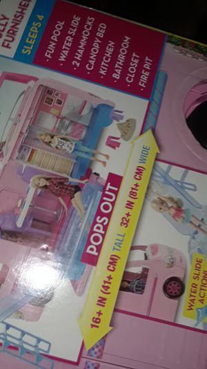 Barbie Dream camper for Sale in Riverside, CA