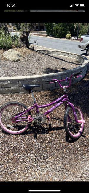 """Kent 20"""" 2 Cool BMX Girl's Bike, Satin Purple for Sale in Ramona, CA"""