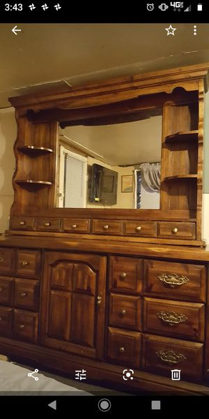 Large dresser for Sale in Clare, MI