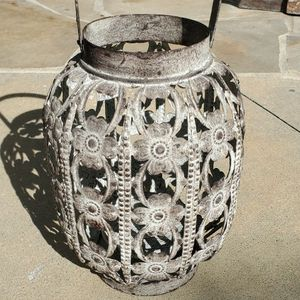 Decorative Metal Candle Holder for Sale in Irvine, CA