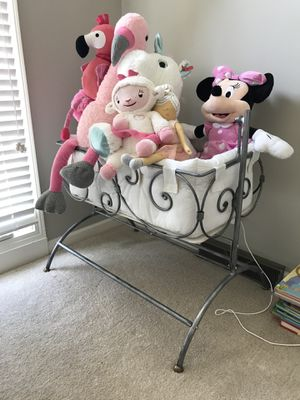 Bratt Decor baby furniture and clothes hangers for Sale in Issaquah, WA