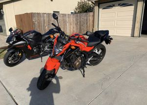 2017 Honda CB500F ABS for Sale in HUNTINGTN BCH, CA