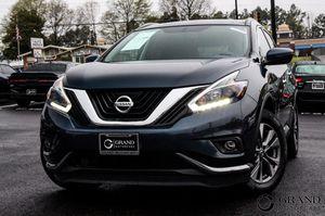 2018 Nissan Murano for Sale in Marietta, GA