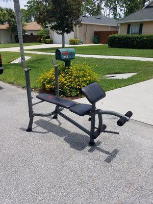 ADJUSTABLE BENCH for Sale in Orlando, FL