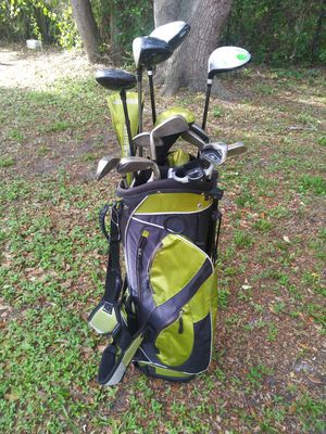 Aspire Golf Clubs (Left/ Right Hand) for Sale in Dunedin, FL