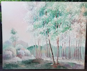 Oil Painting on Canvas for Sale in Marlborough, MA