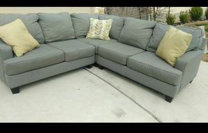 Modern Grey Sectional Couch for Sale in Austin, TX