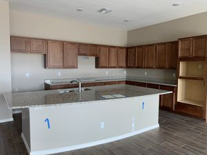 NEW maple kitchen cabinets with granite countertop for Sale in Goodyear, AZ